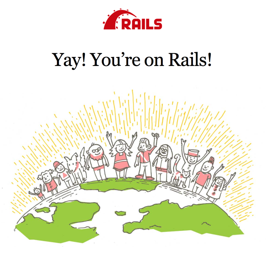 Large rails welcome
